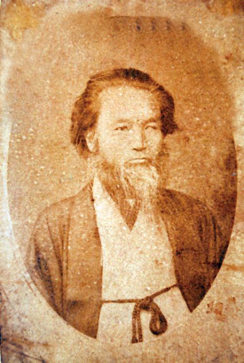 【肖像画】小林虎三郎
